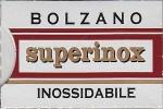 Bolzano Superinox Razor Blades