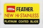 Feather Razor Blades