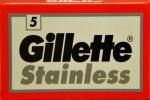 Gillette Stainless Razor Blades