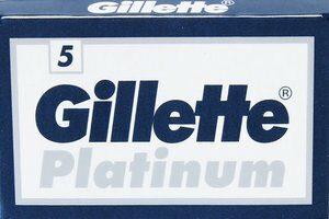 Lamette Gillette Platinum