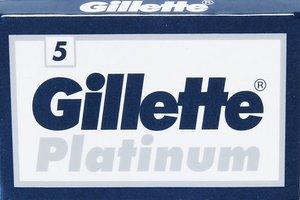 Gillette Platinum Razor Blades