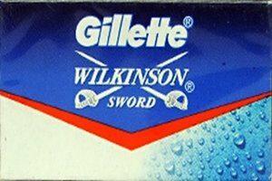 Lamette Gillette Wilkinson Sword