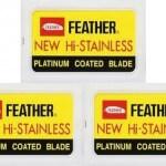 30 Feather Razor Blades