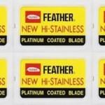 60 Feather Razor Blades
