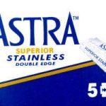 Astra Stainless Razor Blades