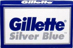 Lamette Gillette Silver Blue