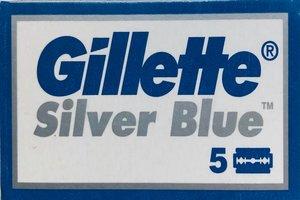 Gillette Silver Blue Razor Blades