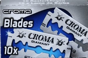 Croma Diamant Razor Blades