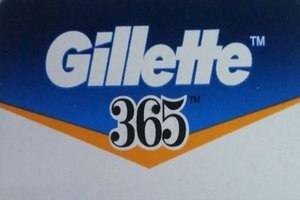 Gillette 365 Razor Blades