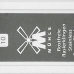 MÜHLE Razor Blades