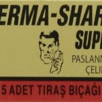 Perma Sharp Stainless Razor Blades