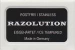 Razolution razor blades