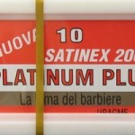 Satinex 2000 Platinum Plus Razor Blades