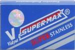 Super-Max Super Stainless Razor Blades