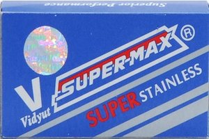 Lamette Super-Max Super Stainless