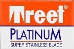 Treet Platinum Razor Blades