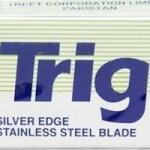 Trig - Silver Edge Razor Blades