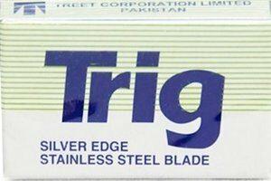 Lamette Trig - Silver Edge