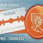 lamette da barba Merkur
