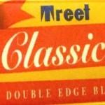 treet classic razor blades