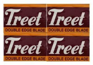40 treet carbon steel Razor Blades