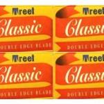 40 treet classic Razor Blades