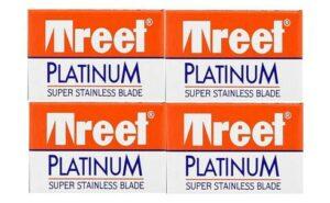 40 treet platinum razor blades