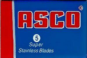Lamette Asco Super Stainless