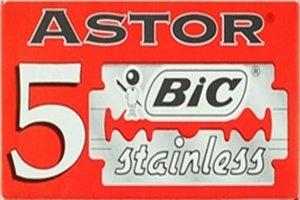 BIC Astor Razor Blades