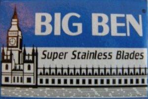 Big Ben Razor Blades