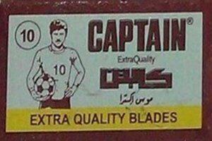 Captain Razor Blades
