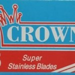 Crown Super Stainless Razor Blades