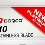 Dorco ST301 Razor Blades