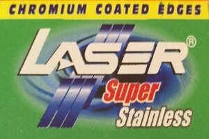 Lamette Laser Super Stainless