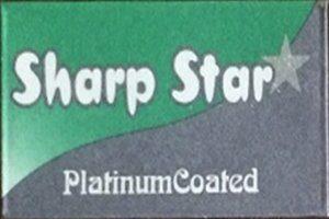 Sharp Star Razor Blades