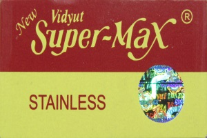 Super-Max – Stainless