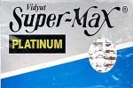 Super-Max Platinum Razor Blade
