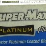 Super-Max Platinum Plus Razor Blades