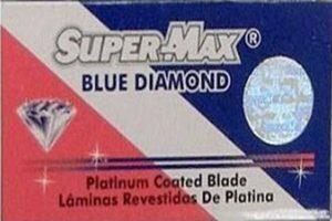 Supermax Blue Diamond Razor Blades