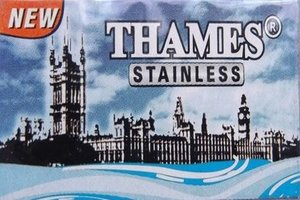 Thames Stainless Razor Blades