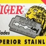 Tiger Razor Blades