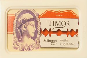 Timor – Stainless Steel Razor Blades