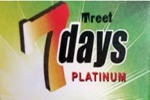 Treet 7 days Razor Blades