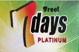 Lamette Treet 7 days