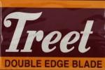 Treet Carbon Steel Razor Blades