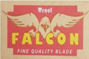 Treet Falcon Razor Blades