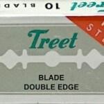 Treet New Steel Razor Blades