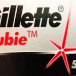 Gillette Rubie Platinum Razor Blades