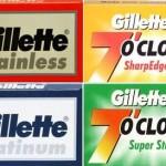 Quality Gillette Sampler (20 Razor Blades)