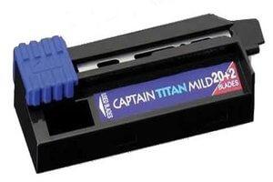 KAI Captain Titan Mild Razor Blades